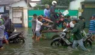 Pengalaman Menjadi Korban Banjir