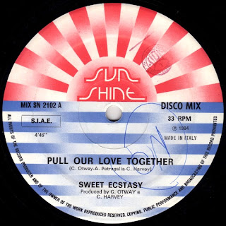 Sweet Ecxtasy  -  Pull our love together 1984 12\