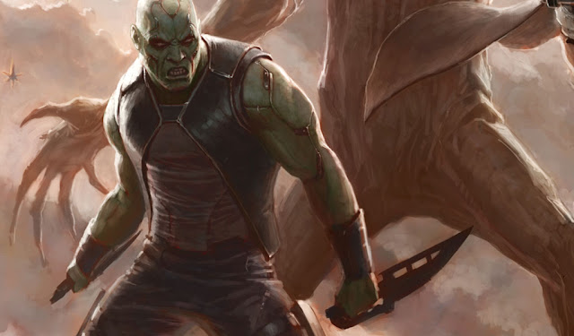 Drax The Destroyer image