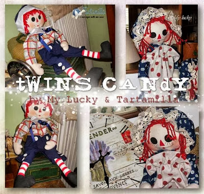 Twins Candy by Tartamilla & My Luky