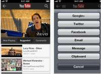 Youtube per iPhone