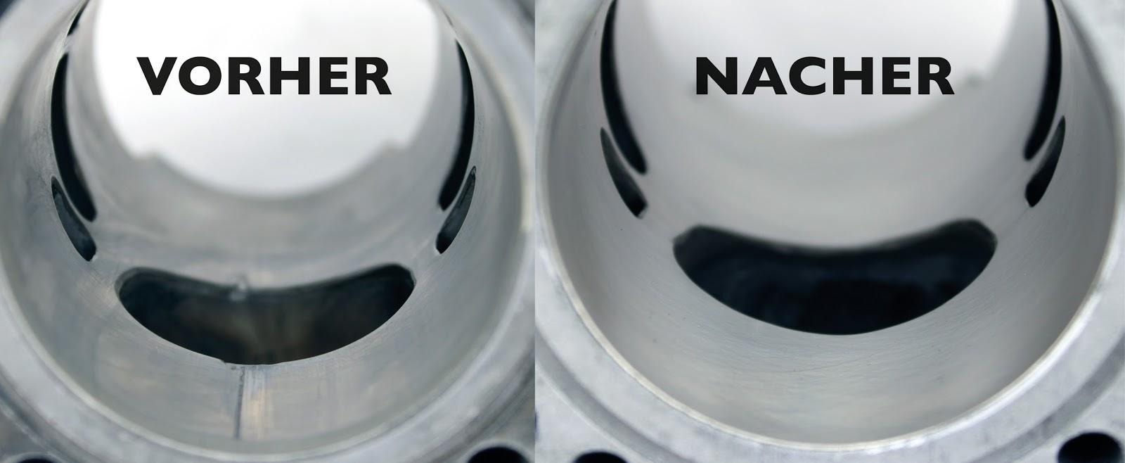 Zylinder beschichten