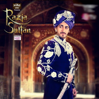 Sinopsis Drama India Razia Sultan Episode 1-Tamat