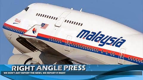 Maylaysia Airlines MH370