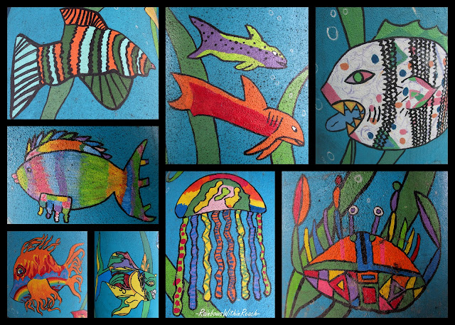 Colorful Art by children