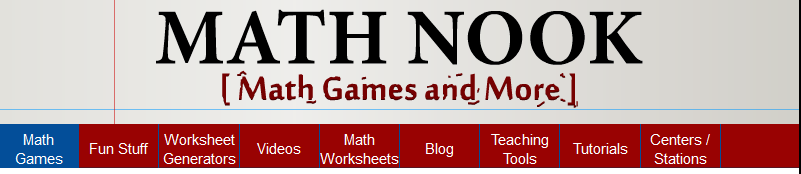 math blog for middle school