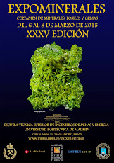 EXPOMINERALES. XXXV EDICION