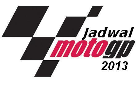 Update Jadwal MotoGP 2013