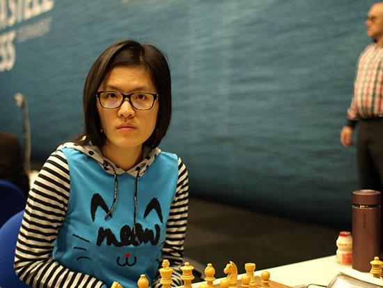 Hou Yifan aurait pu gagner sa partie en finale
