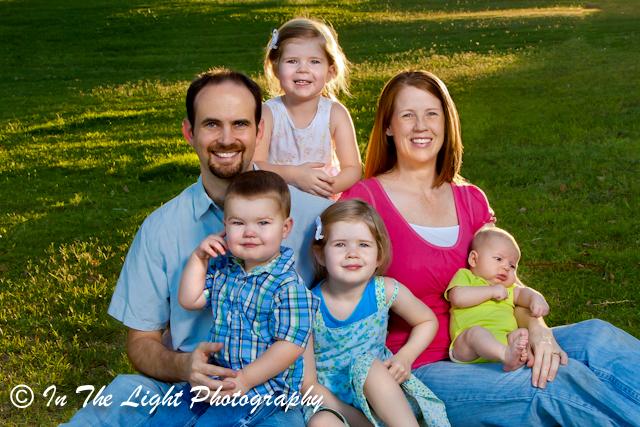 family portraits Tempe Arizona Kiwanis Park