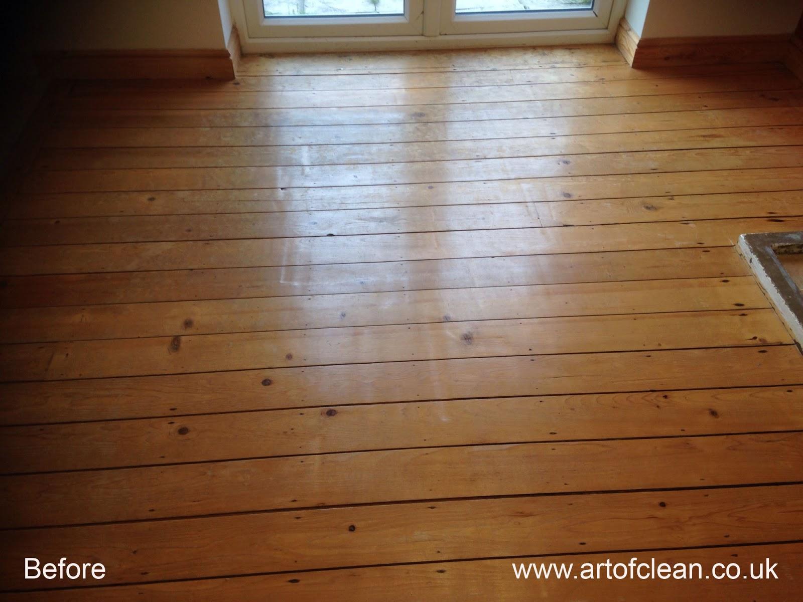 Soft white pine floorboards an interior designers dream Art of