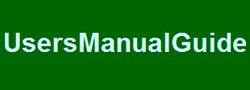 logo usersmanualguide.com