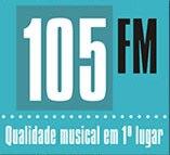 ouvir a Rádio 105 FM 105,1 ao vivo e online Mossoró