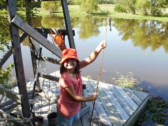 Kat Fishing