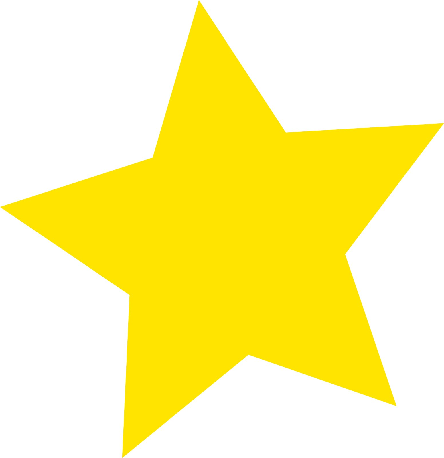 This is a photo of Adaptable Printable Yellow Stars