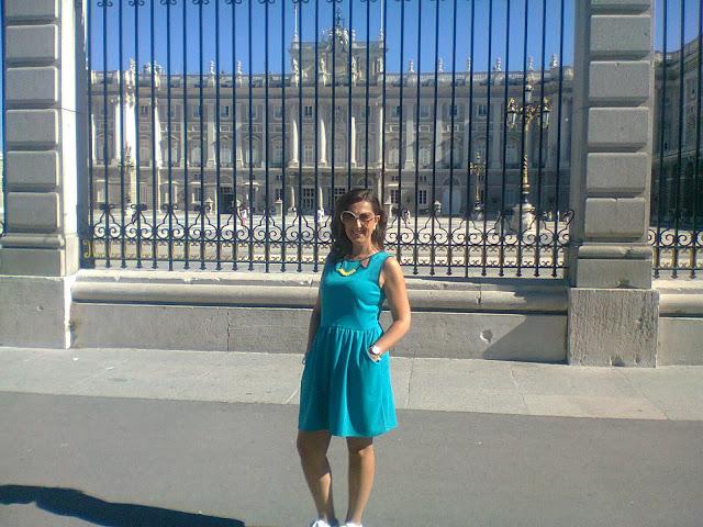 Por Espanha - Madrid