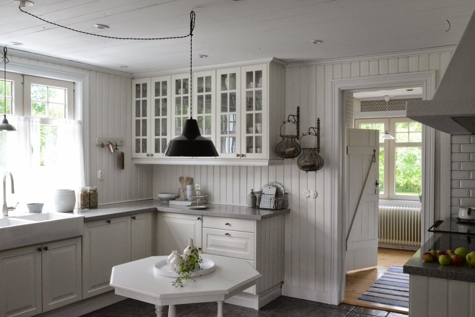 Kok Lantligt Ikea : add design  anna stenberg  lantligt po svanongen Lantligt kok!
