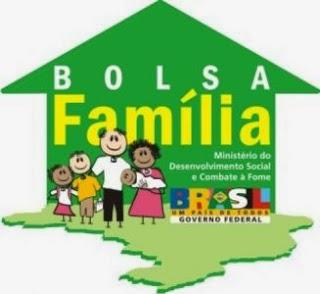 Calendário bolsa Família 2014 -  Bolsa Família 2014