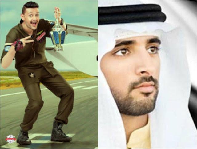 تعرف على القرار الذي أتخذه ولي عهد دبي بشأن «رامز واكل الجو»