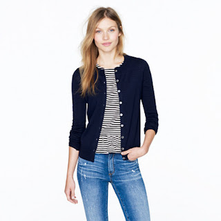 J.Crew Striped Lookbook 2013