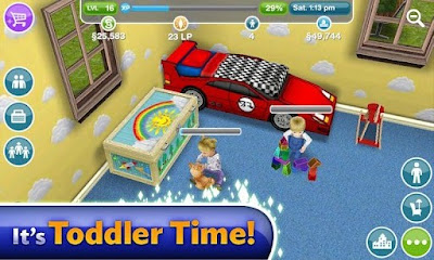 The Sims FreePlay 1.3.3