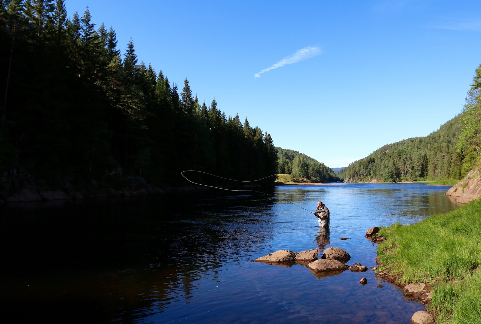 Visit southern norway fishing in norway for Fishing in norway