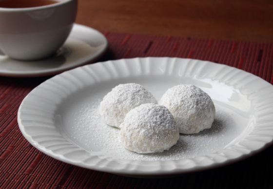 Russian Tea Cakes Food Wishes