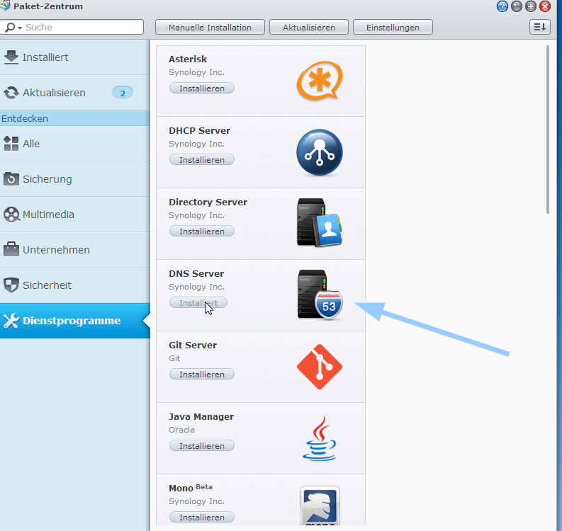 how to find ip address of synology diskstation