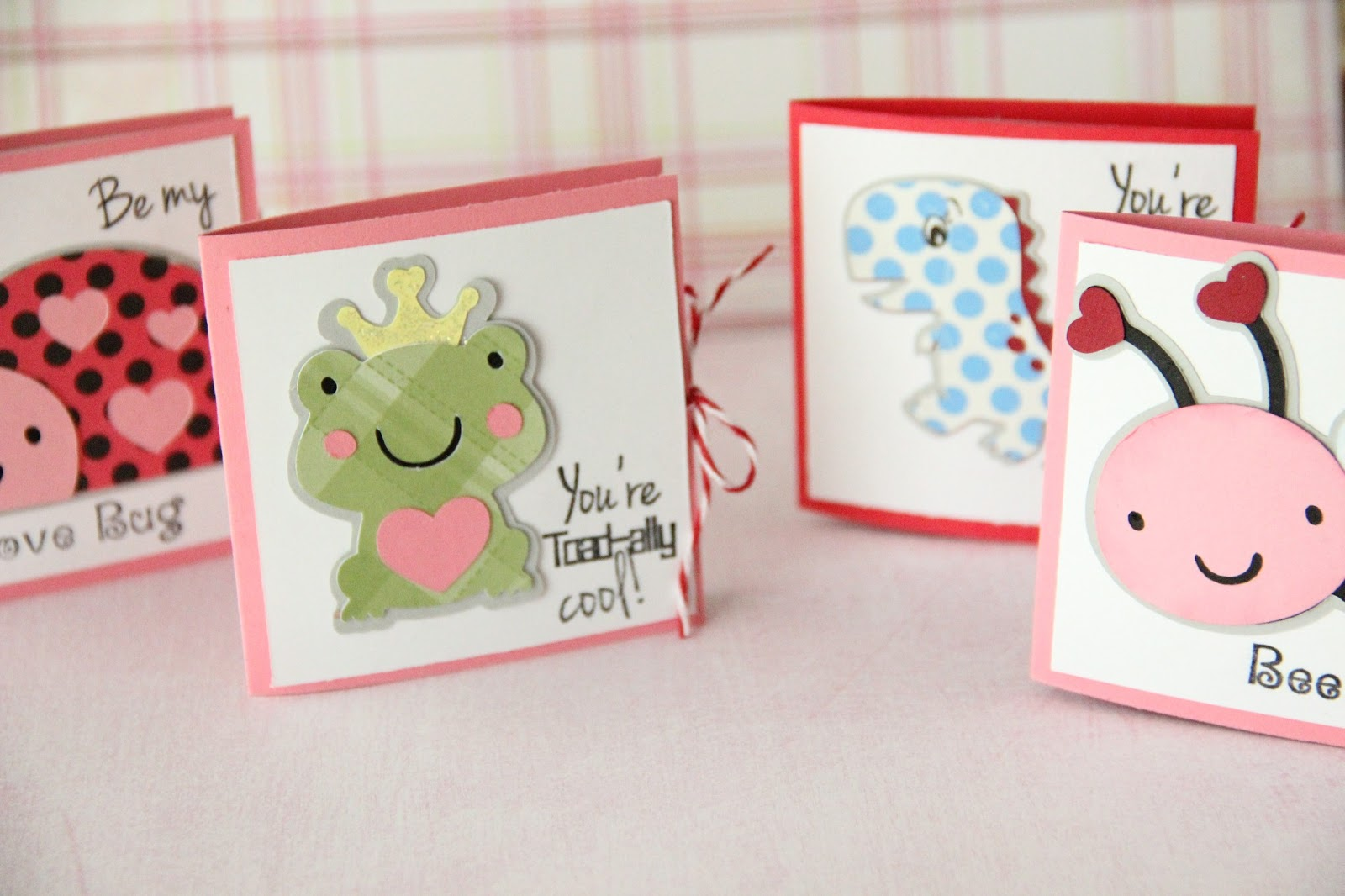 Purple Paradise Creations Valentine S Day Candy Cards