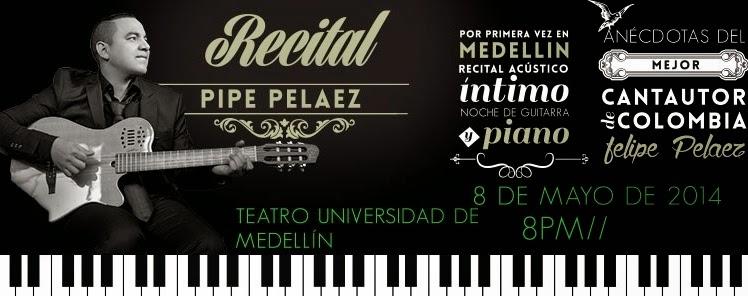 Pipe Peláez Intimo