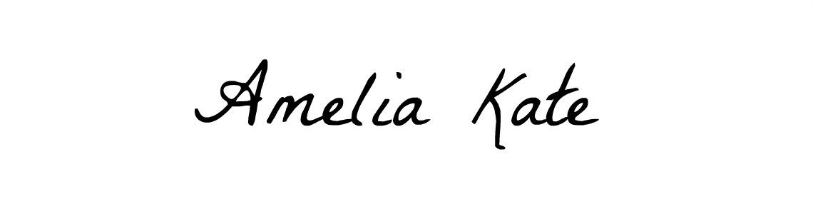 Amelia kate.