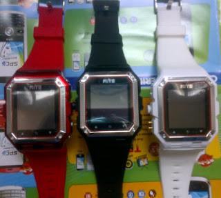 Harga dan Spesifikasi Mito S500 HP Jam Tangan Terbaru 2012
