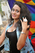 New Actress Jhansi Hot Stills in Shorts-thumbnail-15