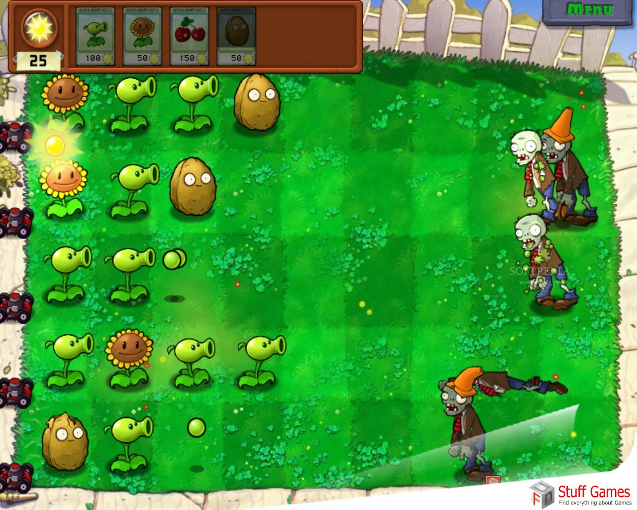 plants vs zombies free