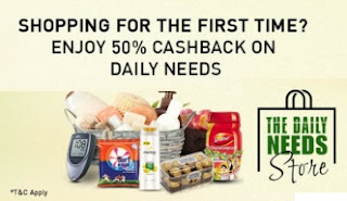 snapdeal-100-cashback-upto-rs-100-on-daily-needs
