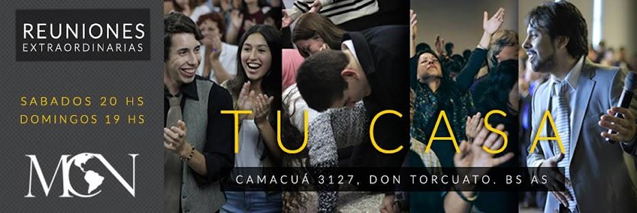 MCN | Iglesia de Don Torcuato