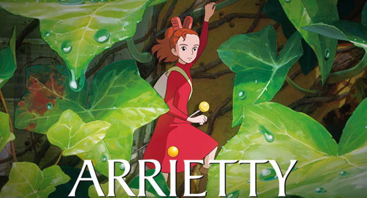 Arrietty: the movie