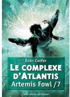 ARTEMIS FOWL (Tome 1) de Eoin Colfer Artemis+fowl