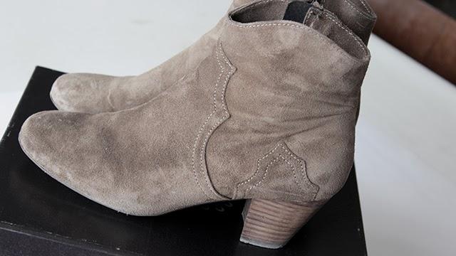 isabel marant style boots