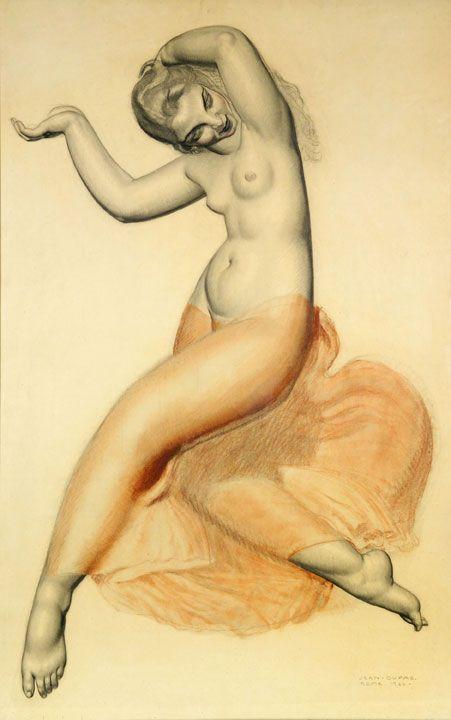 Jean Théodore Dupas danse