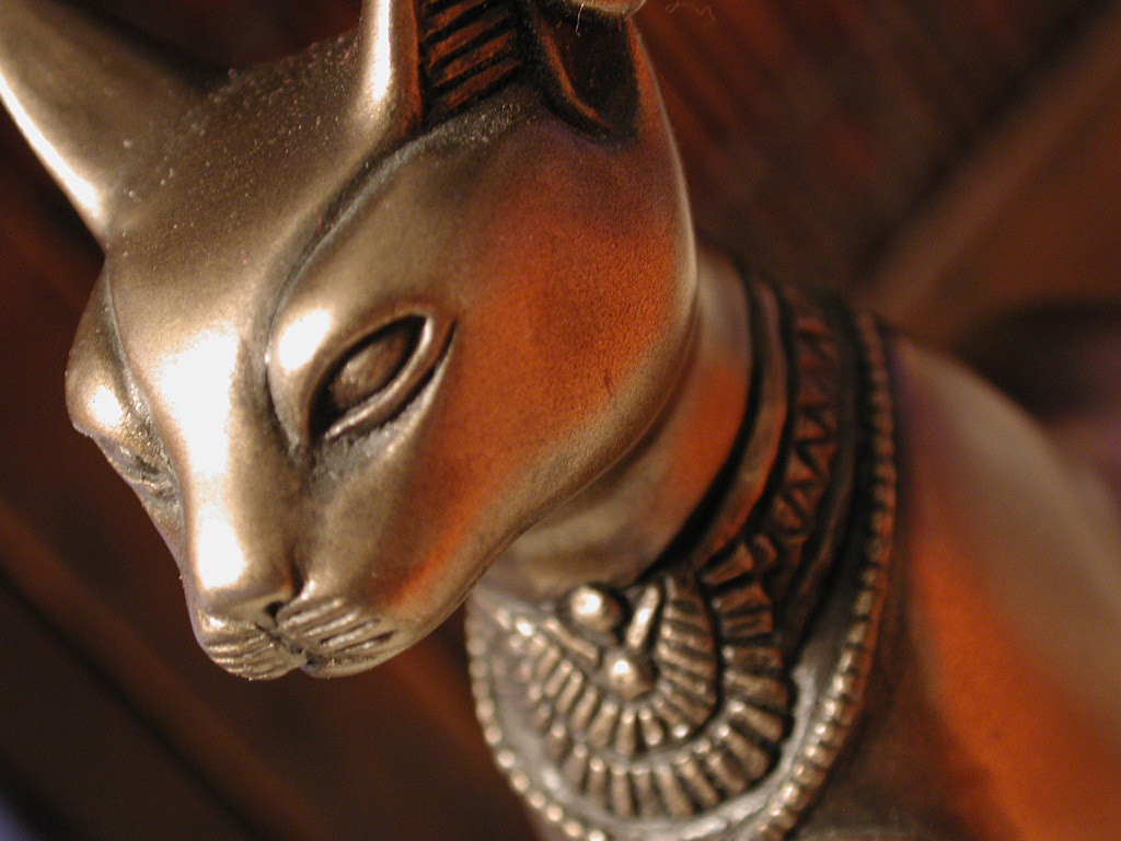 Download image Egyptian Bastet Cat Goddess PC, Android, iPhone and ...