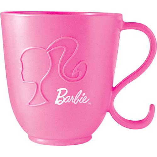 Caneca Páscoa Barbie 2015