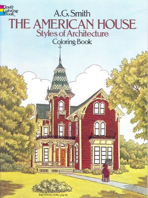 Architecture Coloring Book8