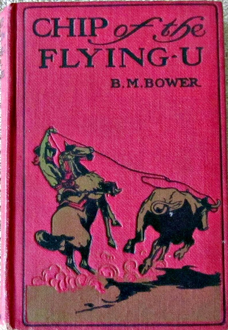 chip of the flying u cover