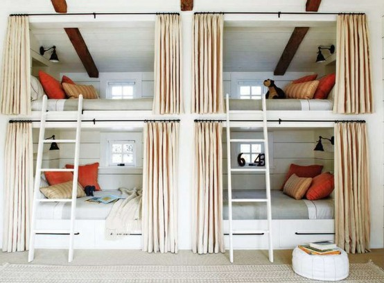 Newly Domesticated: Am I Too Old for Bunk Beds?