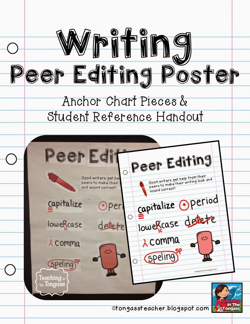 writing workshop peer editing