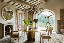 Italian Farmhouse Dining Room Decor