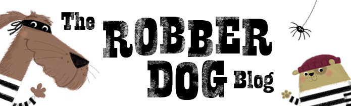 The Robber Dog Blog