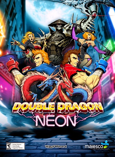 [GameGokil.com] Double Dragon Neon Single Link Iso Full Version