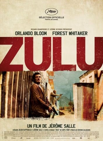 ZULU Zulu – BRRip AVI e RMVB Legendado (2014)